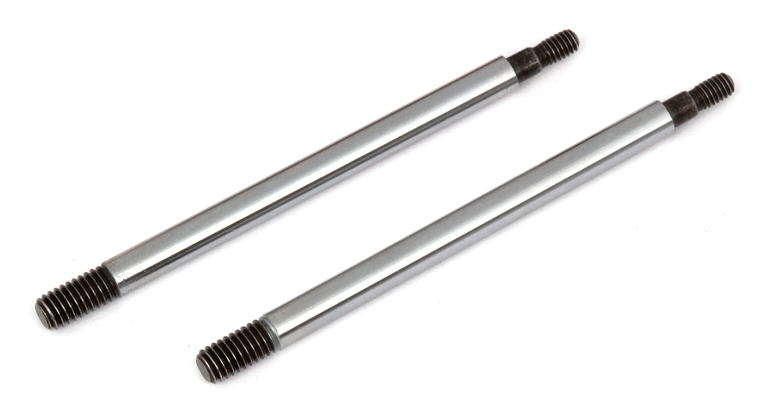 associated rc8b3 front shock shafts 30 5 mm