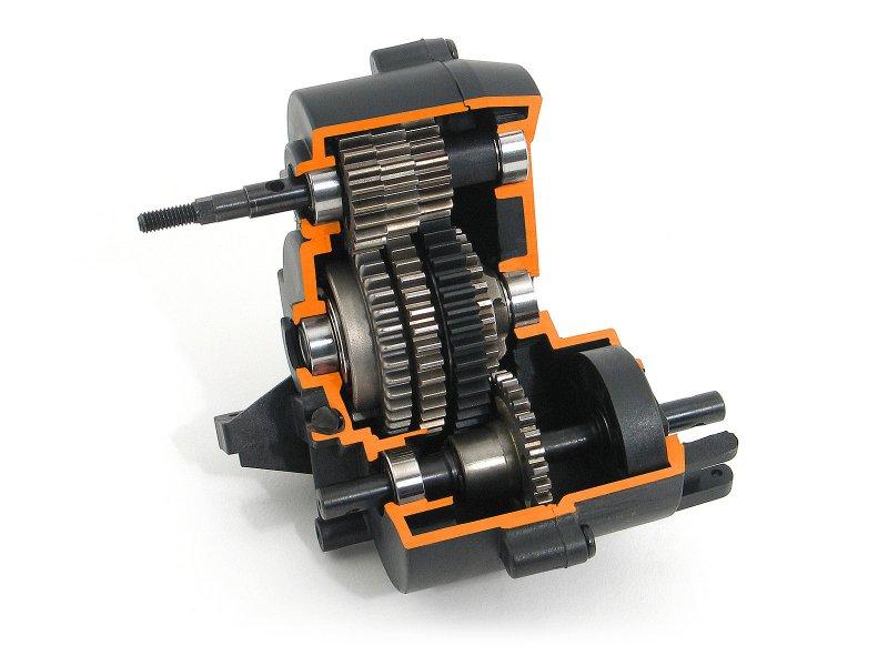Nismo reinforced cross 6-spedd transmission transmission assembly for silvia/180sx sr20de/sr20det