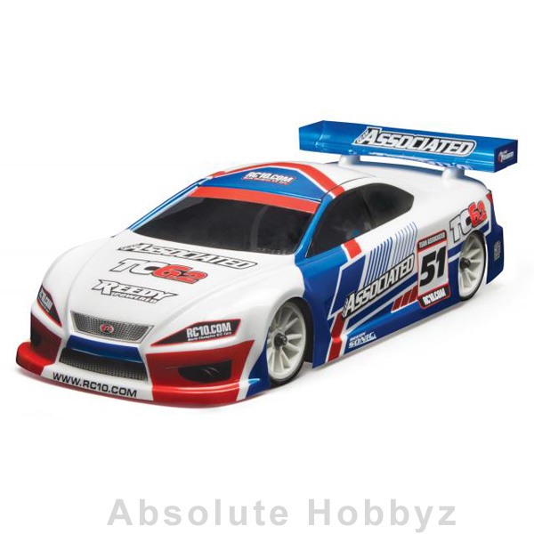Team Associated TC6.2 Factory Team 1/10 Electric Touring Car Kit