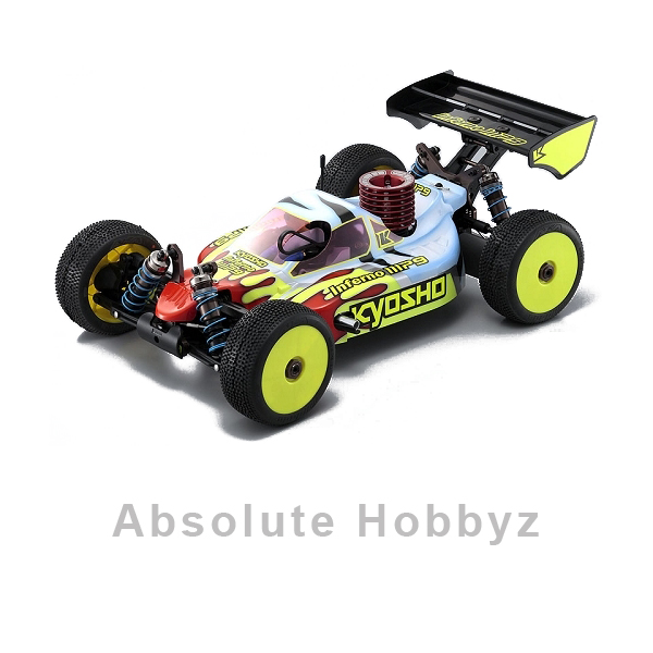 "Kyosho Inferno MP9 ""TKI 3"" Competition 1/8 Off Road Buggy"
