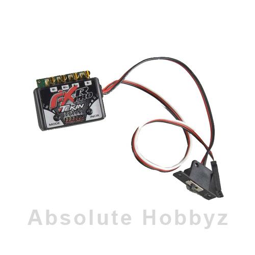 tekin fxr pro brushed electronic speed control