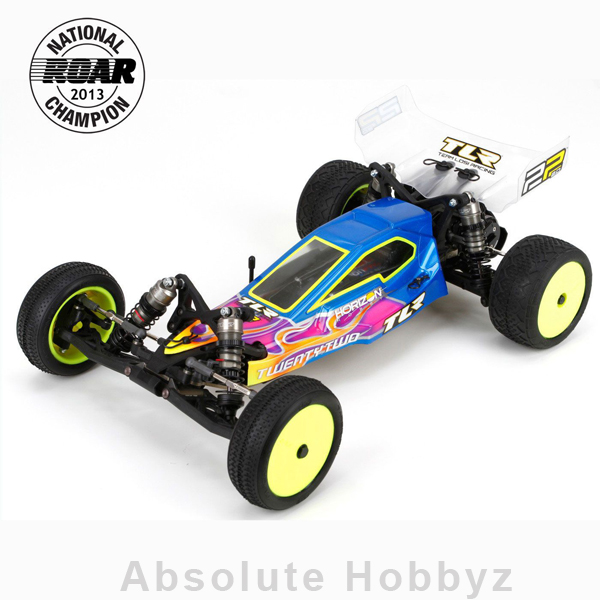 Team Losi Racing 1/10 22 2.0 2WD Buggy Race Kit