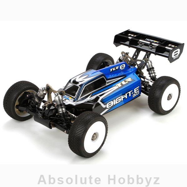 Team Losi Racing 1/8 8IGHT-E 3.0 4WD Electric Buggy Race Kit