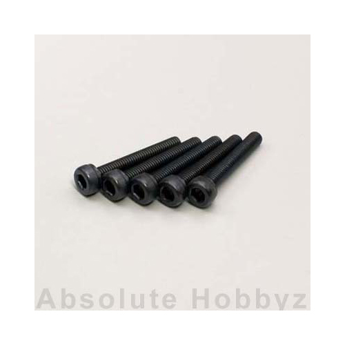 Kyosho 1-S23022 Cap Screw (M3x22) (5pcs)