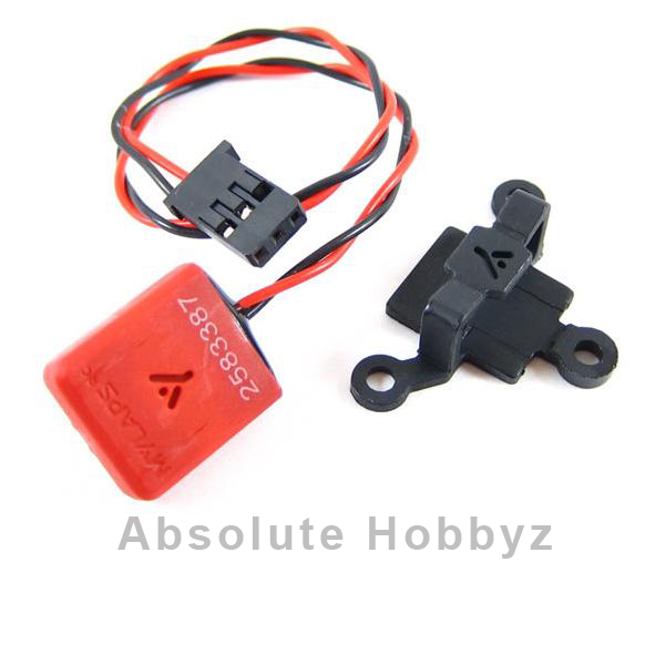 AMBrc Personal RC4 Hybrid Direct Powered Transponder