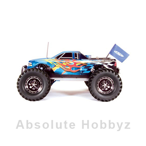 Associated 1/8 Monster GT 4.60 RTR Monster Truck