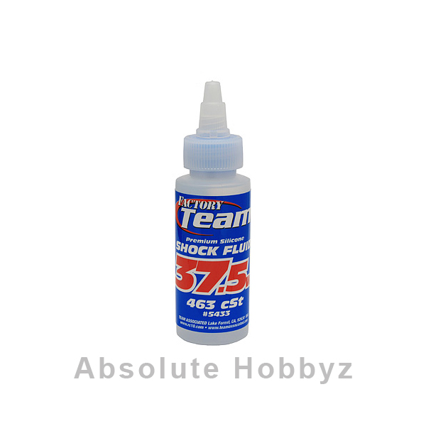 Team Associated Silicone Shock Oil (37.5wt) (2oz)