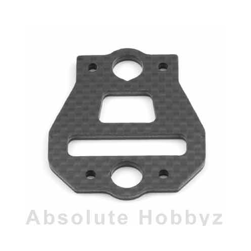 Team Associated  Center Bulkhead Plate Cf