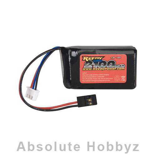 Team Associated 2S Pro Lipo Receiver Battery 10C
