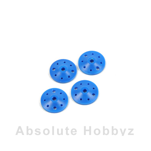 Competition Suspension Hot Bodies Single Piston Set B (Blue)