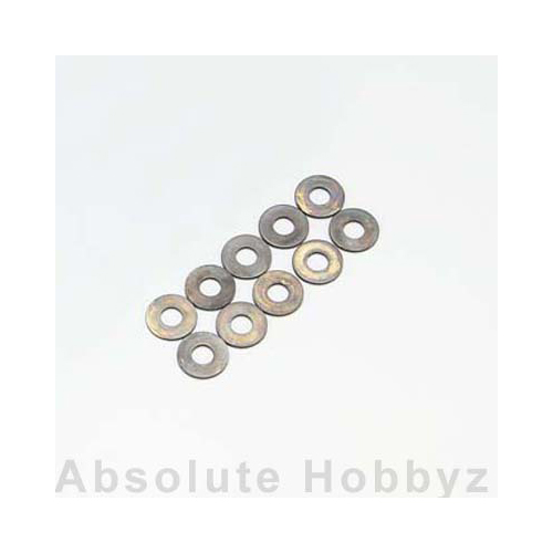 Kyosho 1-W260705 Washer(M2.6x7x0.5) (10pcs)