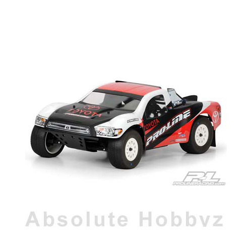 Pro-Line Toyota Tundra Clear Body (Fits Most SCRT Kits)