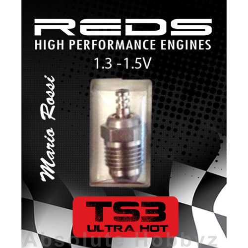 Reds Racing Glow Plug Turbo Special (TS3) Ultra Hot