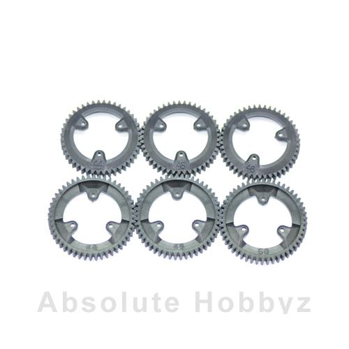 Serpent 2-Speed Gear Set SL8 (6pcs)