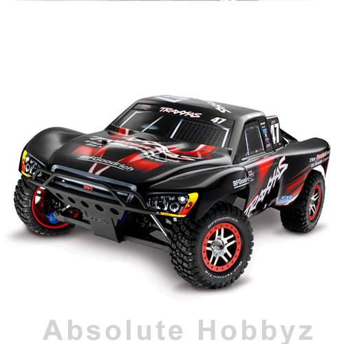 Traxxas Slayer Pro 4WD Short Course Race Truck (w/TQ 2.4GHz Radio)