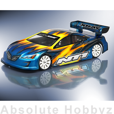 XRAY NT1 2012 Spec Luxury 1/10th Nitro Competition Touring Car