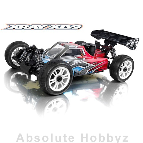 XRAY XB9 2013 Specs 1/8 Nitro Off Road Buggy