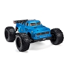 ARRMA 1/8 NOTORIOUS 6S BLX 4WD Brushless Classic Stunt Truck RTR (Blue)