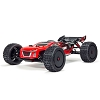 ARRMA 1/8 TALION 6S BLX 4WD Brushless Sport Performance Truggy RTR (Red / Black)