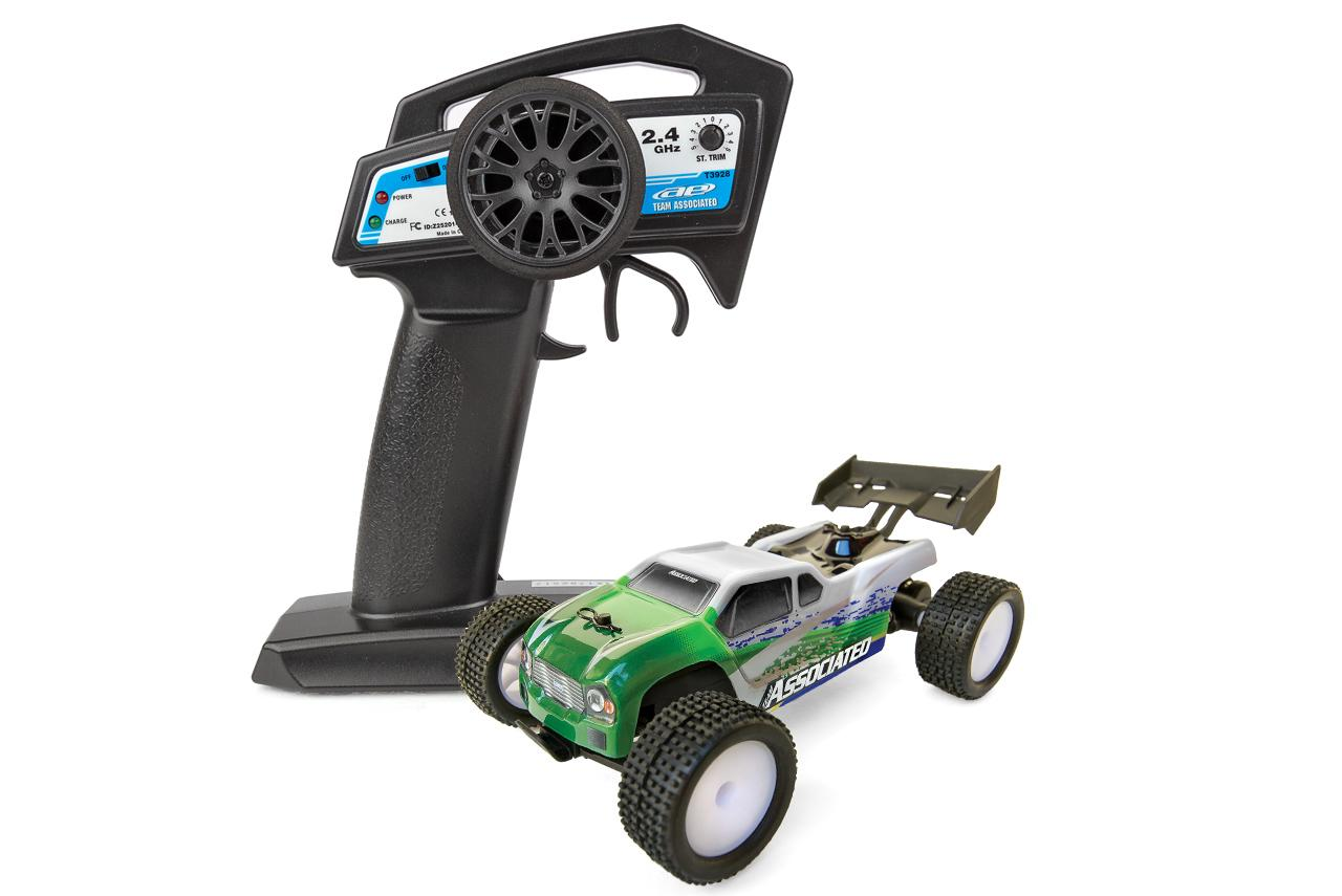 Team Associated TR28 1/28 Scale RTR 2WD Truggy