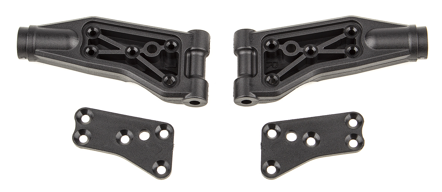 Associated RC8B3.2 Front Upper Suspension Arms