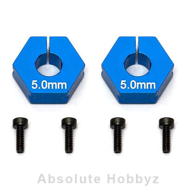 Team Associated Clamping Wheel Hex [5.0mm]