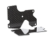 Avid RC MBX8 Carbon Arm Inserts | 1.2mm | Rear