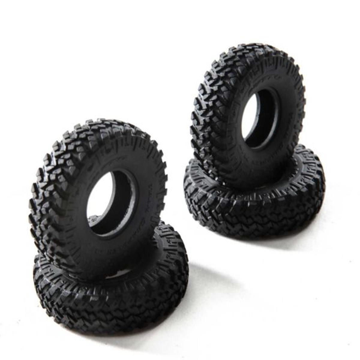 Axial 1 0 Nitto Trail Grappler, Monster Truck Tires (4pcs)