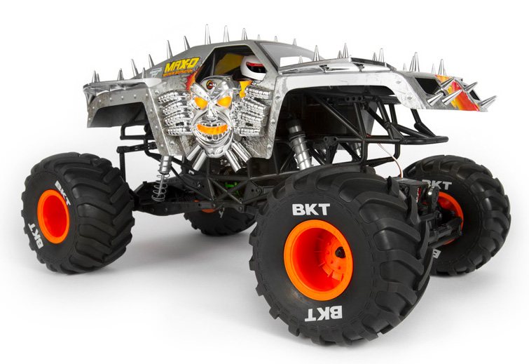 Axial Yeti Xl Electric Monster Buggy Kit