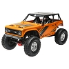 Axial Wraith 1/10 RTR Scale 1.9 Electric Rock Crawler (Orange)