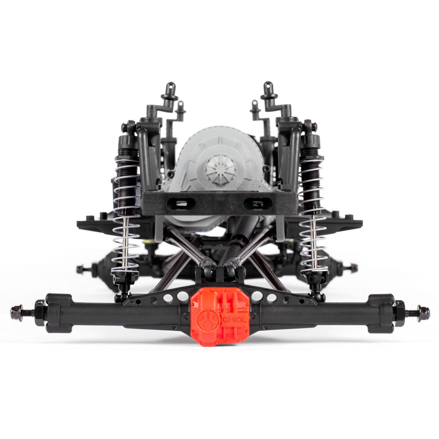 Axial 1/10 SCX10 II Raw Builders Kit
