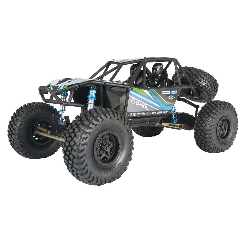 Axial Wraith Spawn RTR 4WD Electric Rock Crawler W/2.4GHz