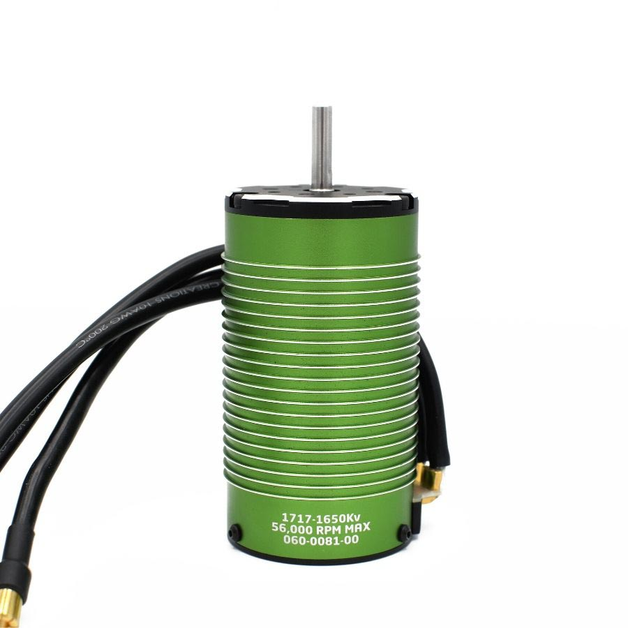 Castle Creations 1717 Sensored 4-Pole Brushless Motor (1650Kv)