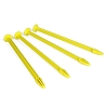 DE Racing Truggy Tire Spikes (Yellow) (4)