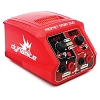 Dynamite Prophet Sport Duo 50W x 2 AC Battery Charger US