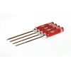 EDS Racing Products Hex Driver Set (Metric 4pc.)
