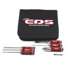 EDS Racing 7 Piece Tools Set w/ Bag For Electric Touring Cars
