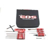 EDS Racing Tool Set For Nitro Cars (12 Peices)