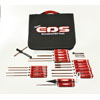 EDS Racing Tool Set For All Cars w/ Tool Bag (21peices)