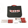 EDS Racing 9 Piece Tool Set w/ Bag For Electric Touring Car