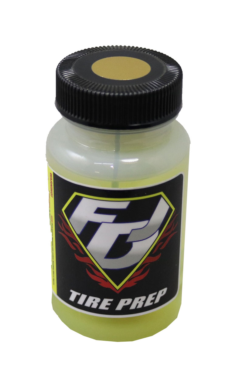 FDJ MOTORSPORTS Gold Dot Tire Treatment / Traction Gold (Gold Dot)