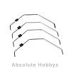 HB Racing D815 Front Sway Bar Set V2 (2.0,2.2,2,4,2.6)