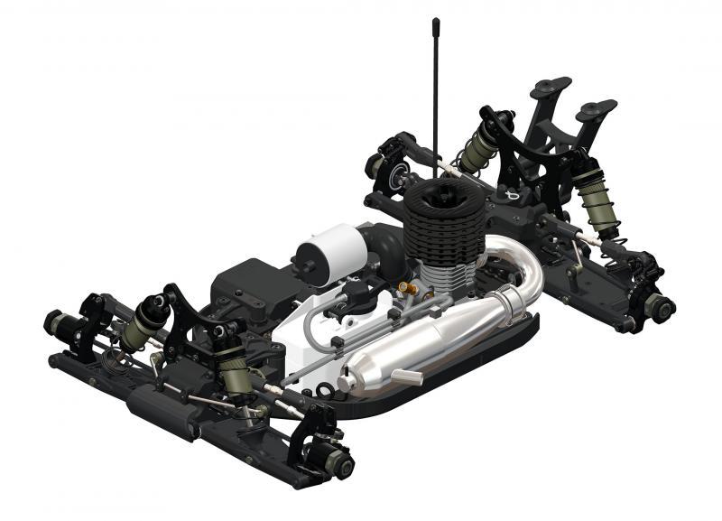 Hotbodies d8 buggy | ebay.