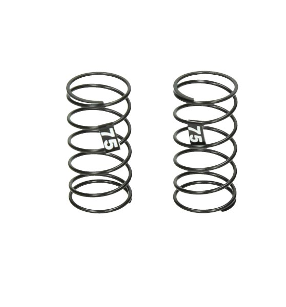 Hot Bodies Racing Front Spring 75 D418
