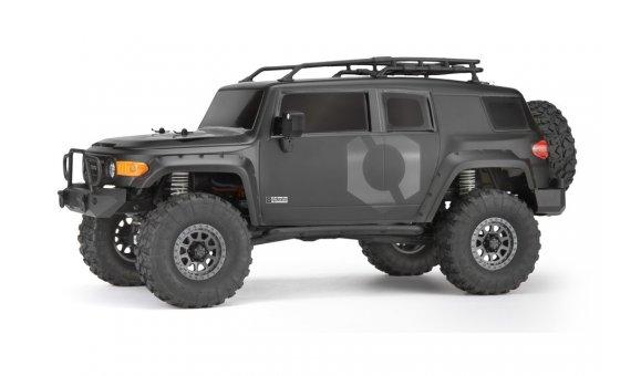 HPI Venture FJ Cruiser RTR 4WD Scale Crawler (Matte Black)