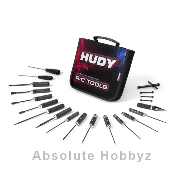 Hudy Tool Set w/Carrying Bag (All Cars)