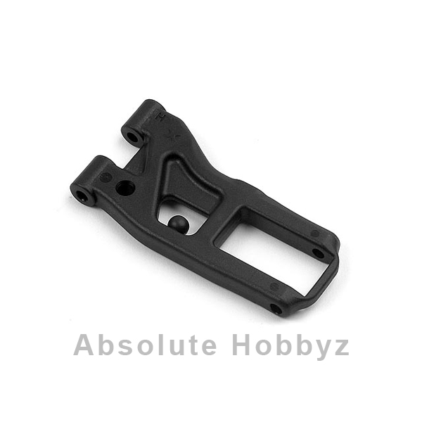 XRAY Hard Rubber Spec 1-Hole Front Suspension Arm (1) (T2/T3)