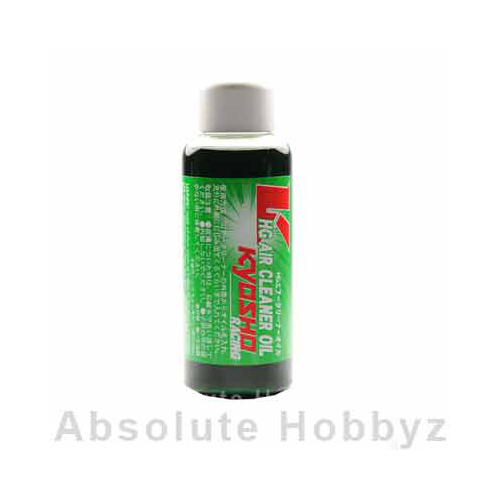 Kyosho High Grade Air Filter Oil (Green) (100cc)