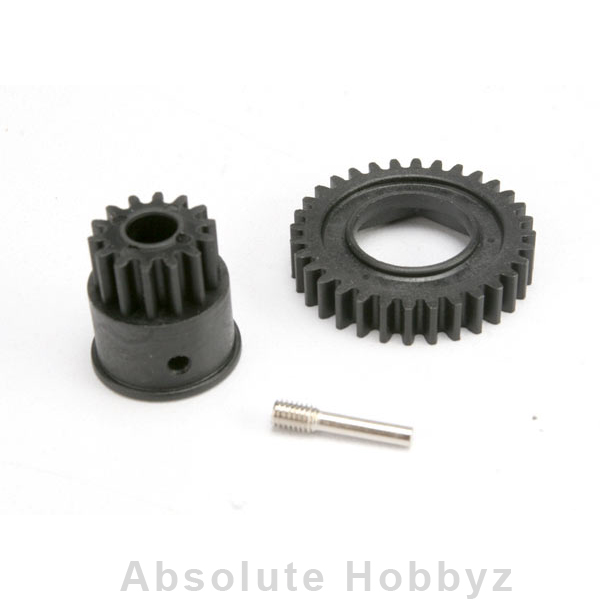 Traxxas Gear, 1st Speed 32T/Input Gear 14T (Jato)