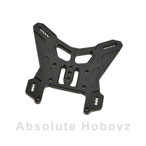Agama Racing Shock Tower Rear - Black